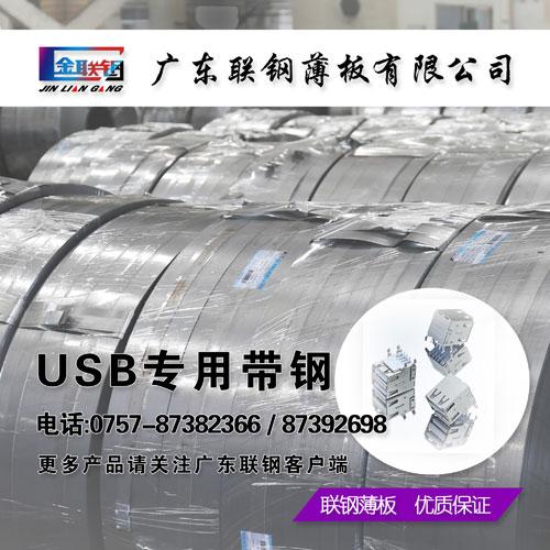 USB专用带钢
